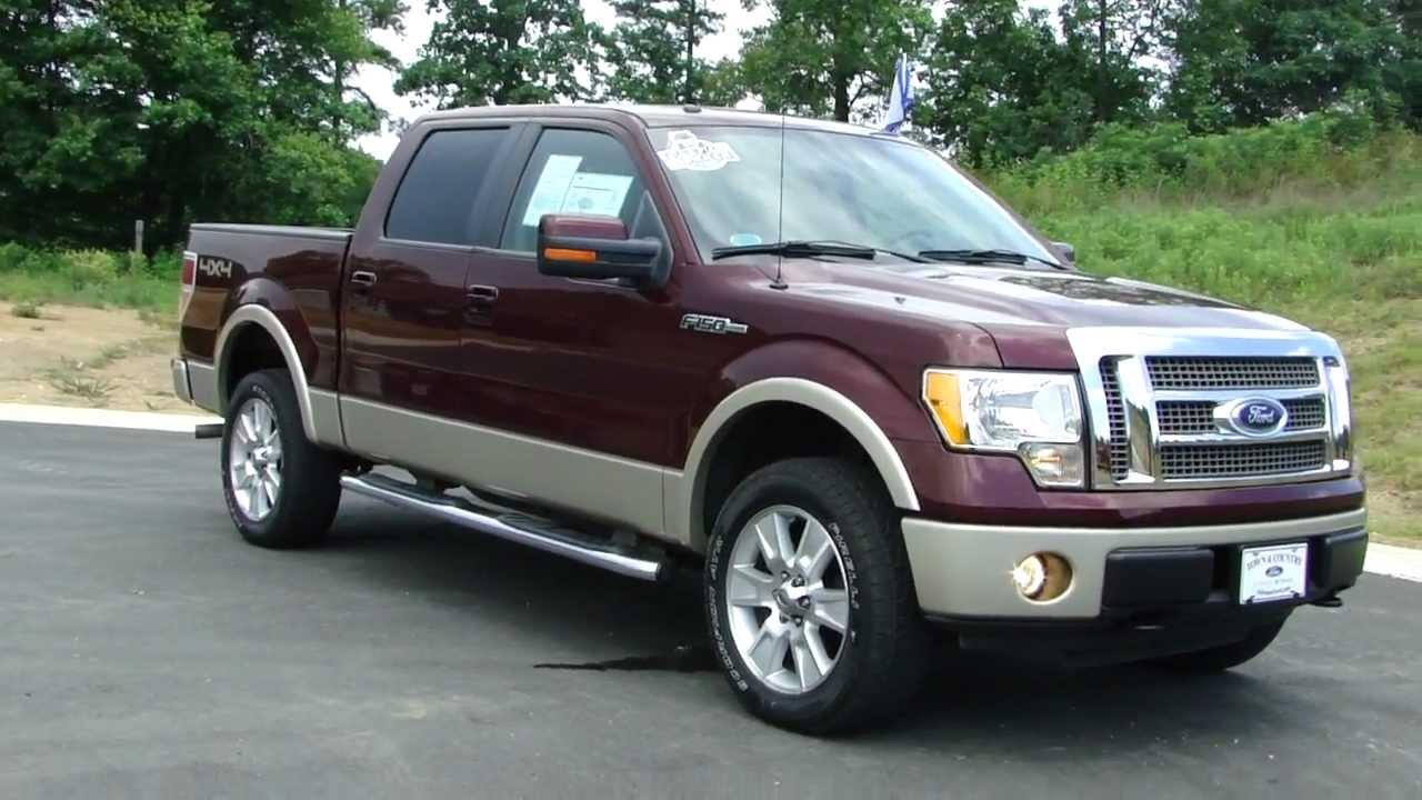2010 ford f150 lariat 114